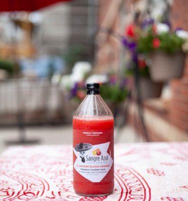 Blood Orange Premium Cocktail Juice