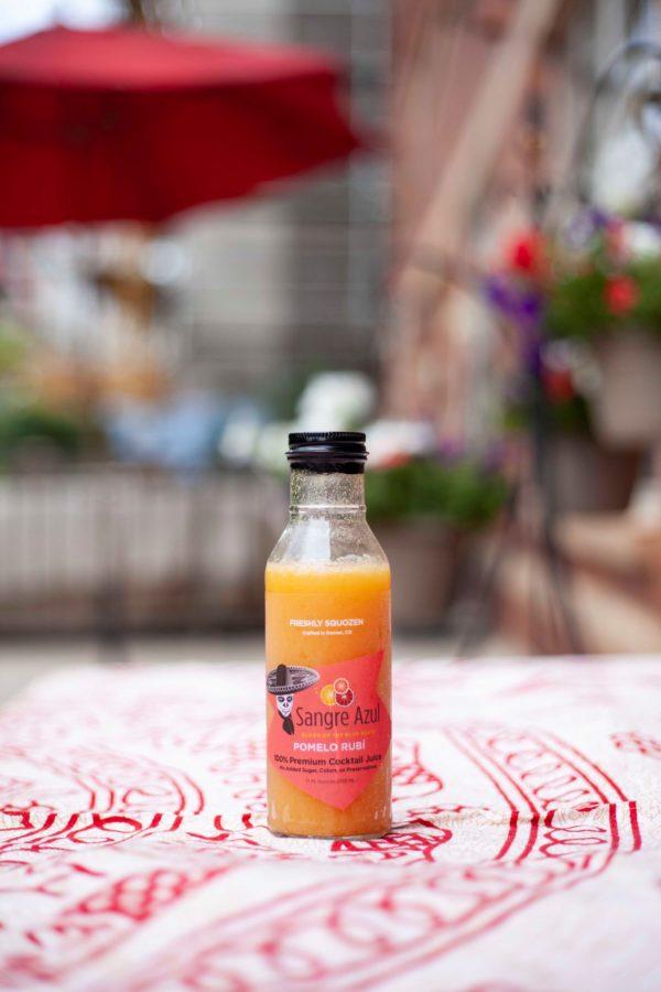 grapefruit cocktail mix